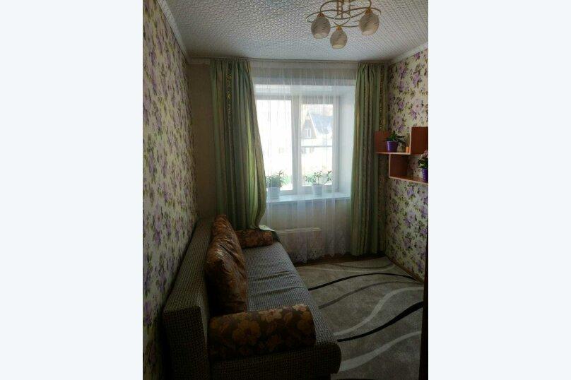 3-комн. квартира, 64 кв.м. на 6 человек, улица Гагарина, 14, Шерегеш - Фотография 3