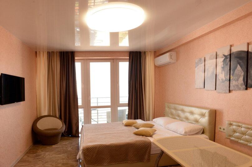 1-комн. квартира, 27 кв.м. на 3 человека, Фиолентовское шоссе, 134к5, Севастополь - Фотография 22