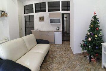 2-комн. квартира, 44 кв.м. на 3 человека, улица Мориса Тореза, 18, Отрадное, Ялта - Фотография 1