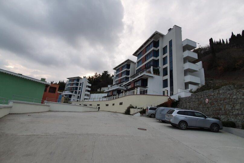 2-комн. квартира, 70 кв.м. на 6 человек, аллея Декабристов, 5, Алушта - Фотография 5