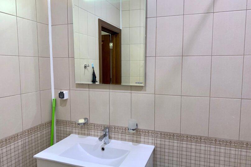 2-комн. квартира, 70 кв.м. на 6 человек, аллея Декабристов, 5, Алушта - Фотография 17