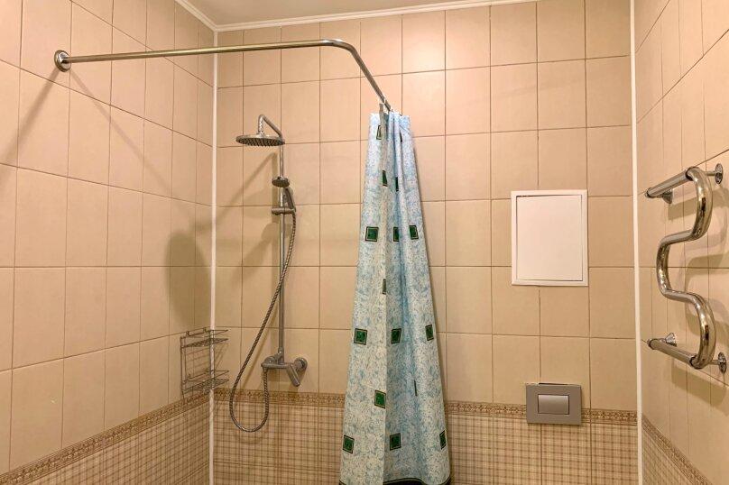 2-комн. квартира, 70 кв.м. на 6 человек, аллея Декабристов, 5, Алушта - Фотография 18