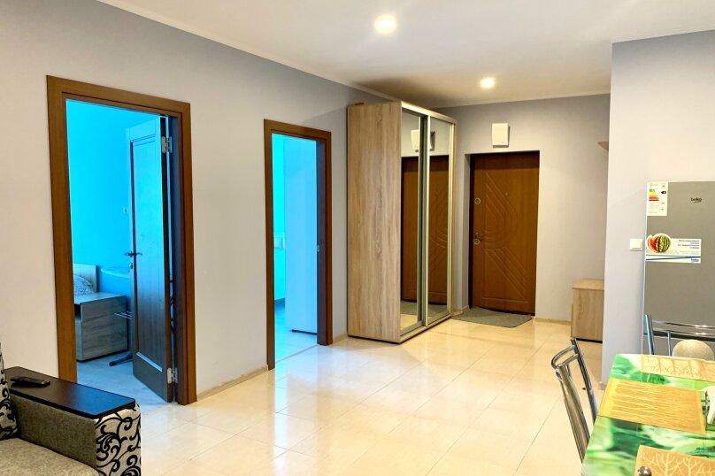 2-комн. квартира, 70 кв.м. на 6 человек, аллея Декабристов, 5, Алушта - Фотография 21
