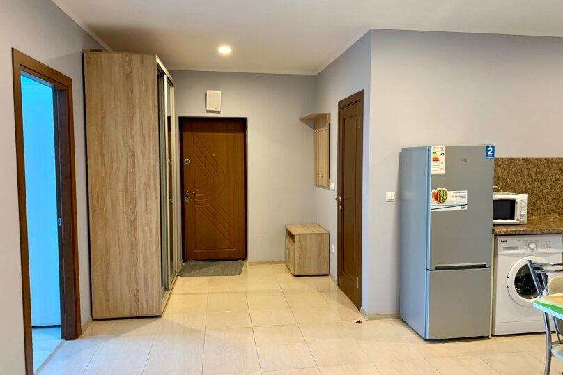 2-комн. квартира, 70 кв.м. на 6 человек, аллея Декабристов, 5, Алушта - Фотография 22