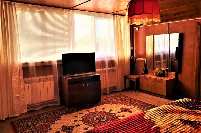 Коттедж с камином у озера - Селигерский край, 105 кв.м. на 10 человек, 3 спальни, дер. Завирье, Центральная, 60, Осташков - Фотография 3