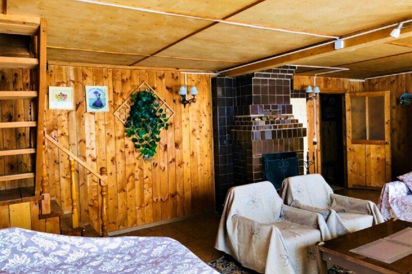 Коттедж с камином у озера - Селигерский край, 105 кв.м. на 10 человек, 3 спальни, дер. Завирье, Центральная, 60, Осташков - Фотография 10