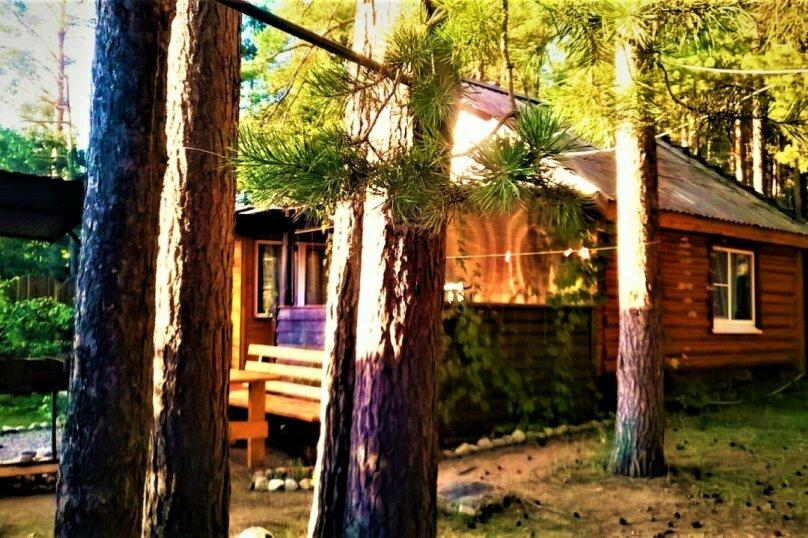 Частный дом в турбазе Чайка-Селигер, 56 кв.м. на 6 человек, 2 спальни, улица Проезд Лесной, д.12, Осташков - Фотография 4