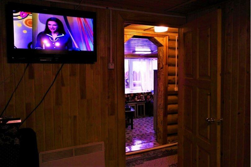 Частный дом в турбазе Чайка-Селигер, 56 кв.м. на 6 человек, 2 спальни, улица Проезд Лесной, д.12, Осташков - Фотография 7