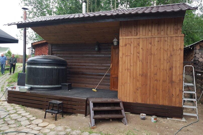 Коттедж, 450 кв.м. на 25 человек, Нагорная , 17А, деревня Корабсельки, Бугры - Фотография 38
