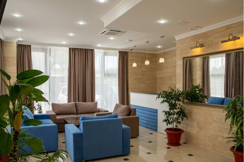"""Отель """"Skybridge"""", проезд Гостевой, 9 на 70 номеров - Фотография 3"""