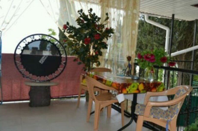 """Мини гостиница """"Две пальмы"""", улица Гагариной, 10 на 4 комнаты - Фотография 5"""