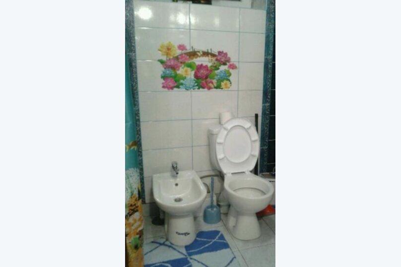 """Мини гостиница """"Две пальмы"""", улица Гагариной, 10 на 4 комнаты - Фотография 16"""