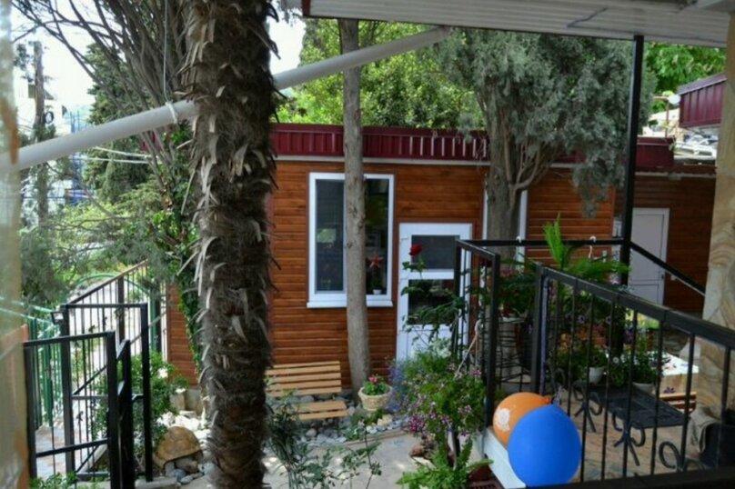 """Мини гостиница """"Две пальмы"""", улица Гагариной, 10 на 4 комнаты - Фотография 18"""