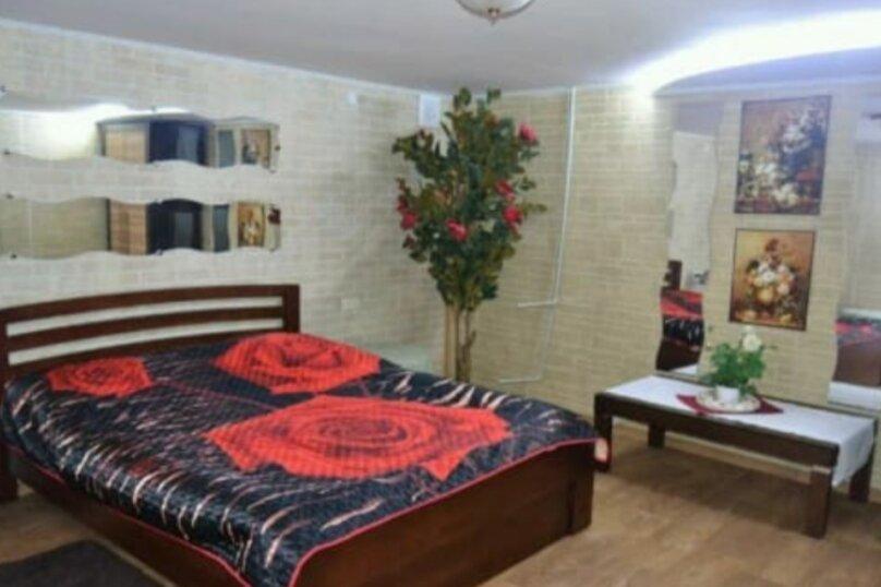 """Мини гостиница """"Две пальмы"""", улица Гагариной, 10 на 4 комнаты - Фотография 21"""