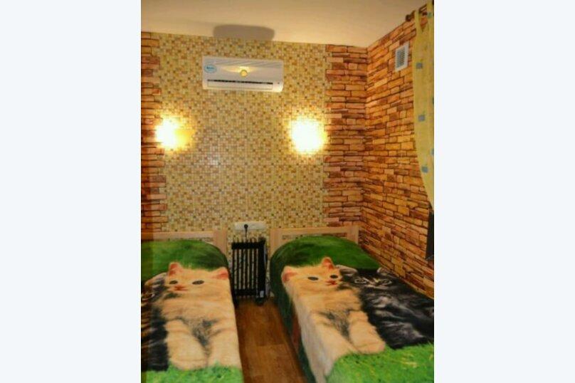 """Мини гостиница """"Две пальмы"""", улица Гагариной, 10 на 4 комнаты - Фотография 23"""