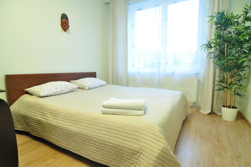 1-комн. квартира, 40 кв.м. на 4 человека, проспект Ветеранов, 169к1, Санкт-Петербург - Фотография 3