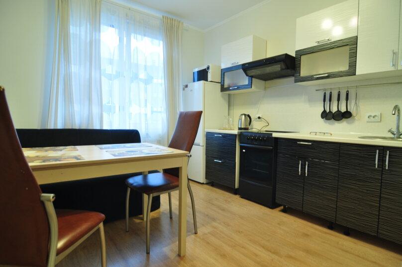 1-комн. квартира, 40 кв.м. на 4 человека, проспект Ветеранов, 169к1, Санкт-Петербург - Фотография 11