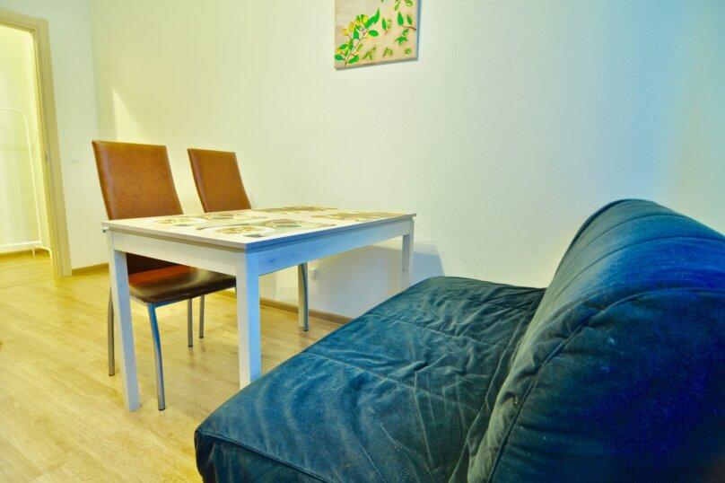 1-комн. квартира, 40 кв.м. на 4 человека, проспект Ветеранов, 169к1, Санкт-Петербург - Фотография 12