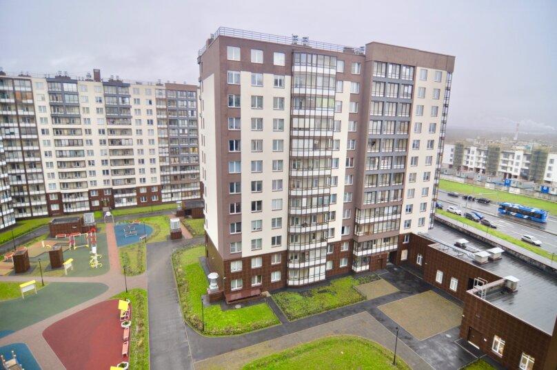 1-комн. квартира, 40 кв.м. на 4 человека, проспект Ветеранов, 169к1, Санкт-Петербург - Фотография 13