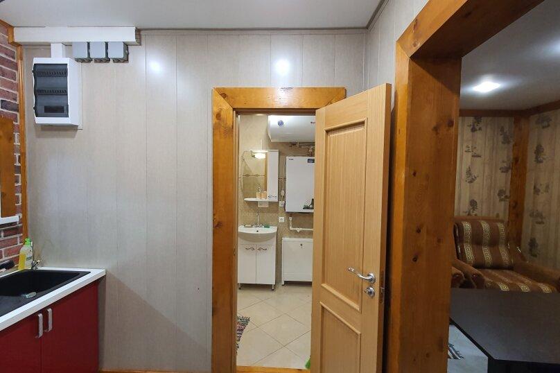 Дом2, 100 кв.м. на 8 человек, 3 спальни, деревня Корабсельки, Нагорная, 17-А, Санкт-Петербург - Фотография 6