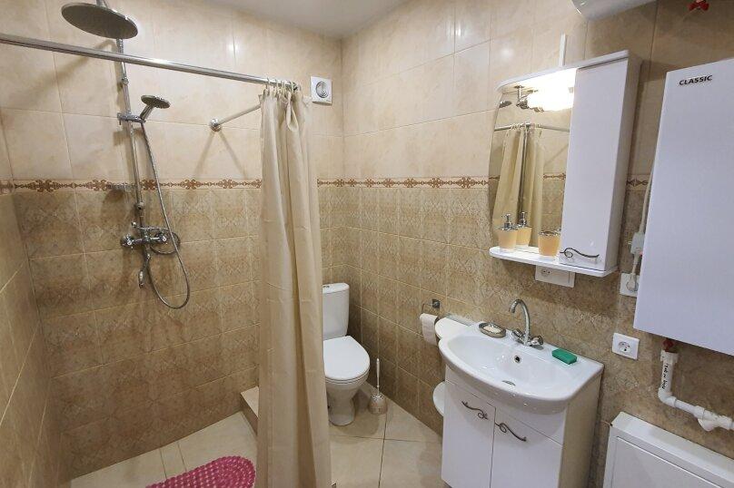 Дом2, 100 кв.м. на 8 человек, 3 спальни, деревня Корабсельки, Нагорная, 17-А, Санкт-Петербург - Фотография 9