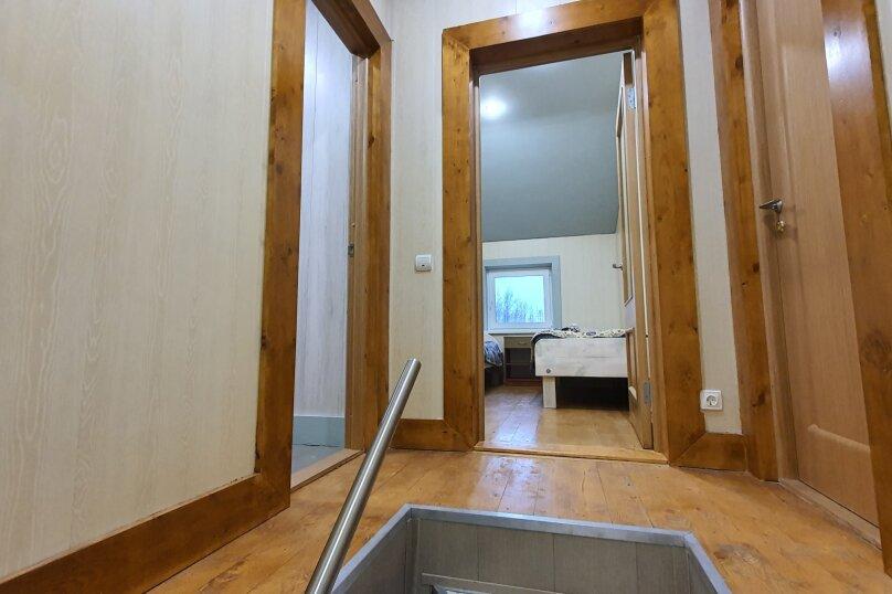 Дом2, 100 кв.м. на 8 человек, 3 спальни, деревня Корабсельки, Нагорная, 17-А, Санкт-Петербург - Фотография 11