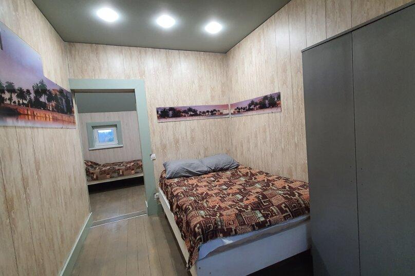 Дом2, 100 кв.м. на 8 человек, 3 спальни, деревня Корабсельки, Нагорная, 17-А, Санкт-Петербург - Фотография 15