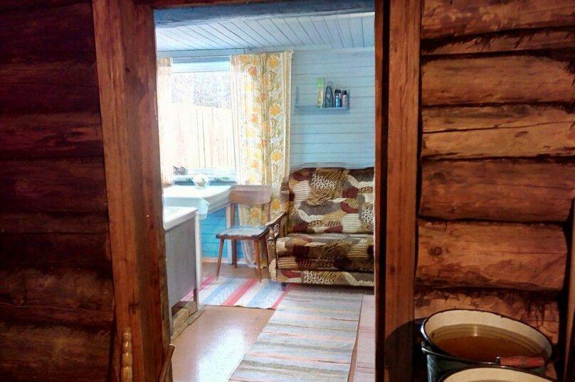 Дом Сяпся, 57 кв.м. на 6 человек, 2 спальни, пос. Сяпся, Речная улица, 14, Петрозаводск - Фотография 51