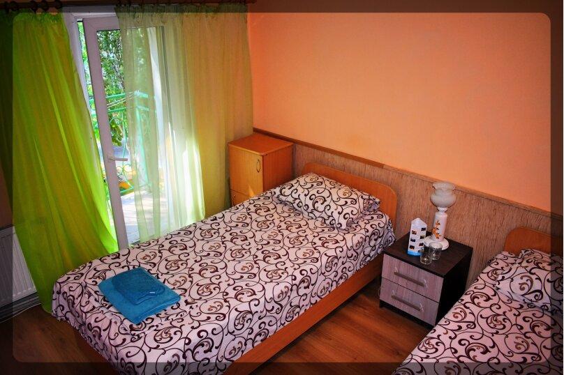 2х-местный (две односпальные кровати), Крестовского, 46, Балаклава - Фотография 1