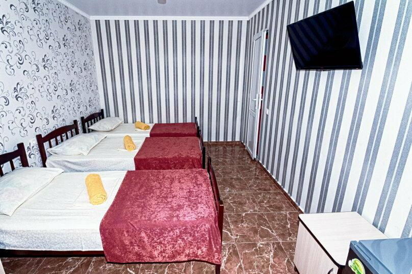1-но комнатный 3-х местный, улица Луначарского, 64/1, Геленджик - Фотография 1