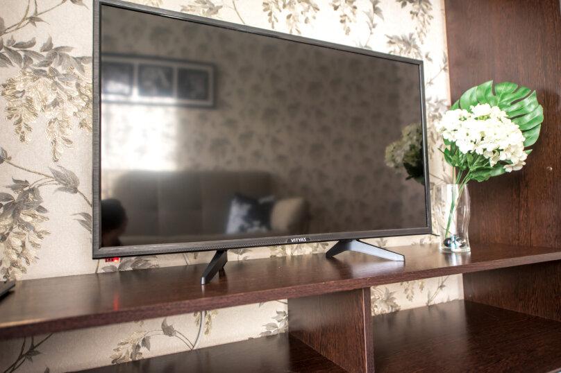 2-комн. квартира, 60 кв.м. на 6 человек, улица Николая Смирнова, 7, Чебоксары - Фотография 9
