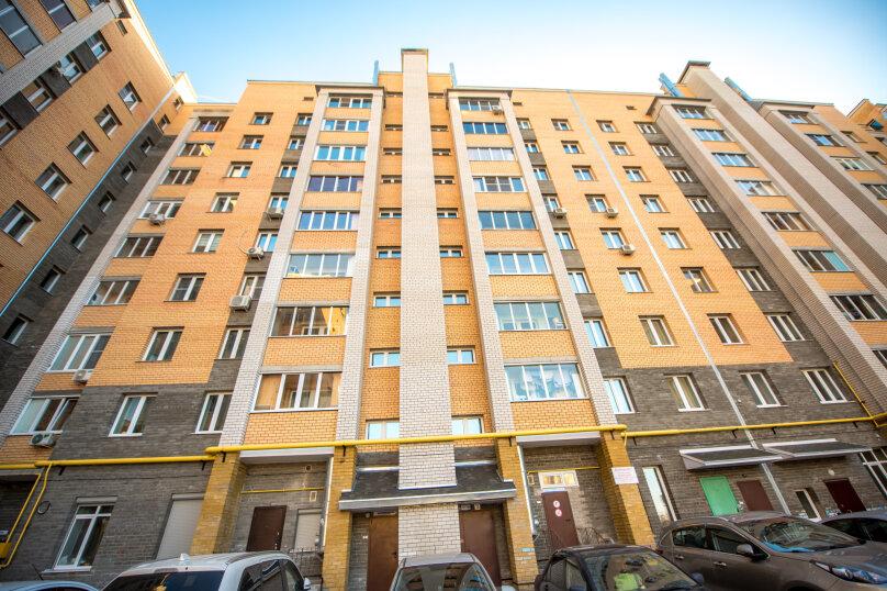 2-комн. квартира, 60 кв.м. на 6 человек, улица Николая Смирнова, 7, Чебоксары - Фотография 15