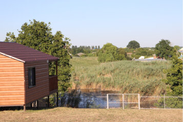 Домик у реки, 30 кв.м. на 6 человек, 2 спальни, станица Платнировская, Подмезенная, 6, Кореновск - Фотография 1