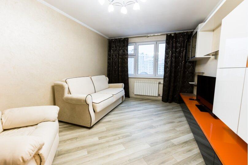 2-комн. квартира, 58 кв.м. на 4 человека, улица Борисовка, 16, Мытищи - Фотография 2