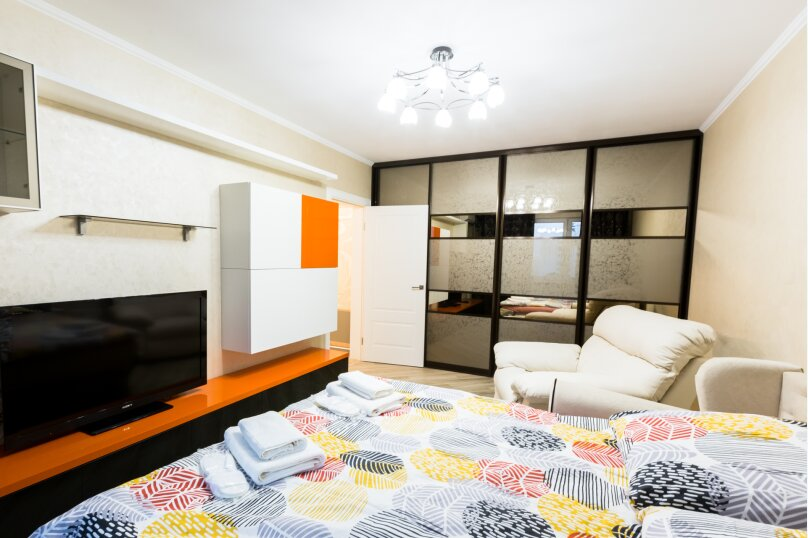 2-комн. квартира, 58 кв.м. на 4 человека, улица Борисовка, 16, Мытищи - Фотография 5