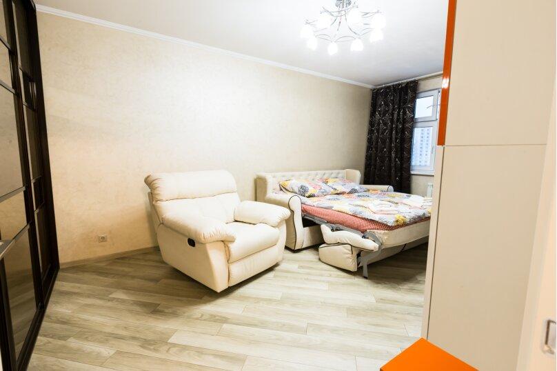 2-комн. квартира, 58 кв.м. на 4 человека, улица Борисовка, 16, Мытищи - Фотография 7
