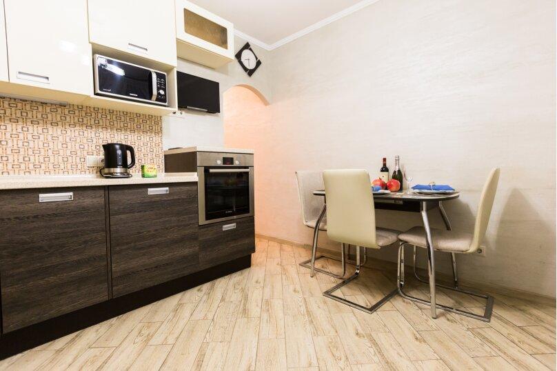 2-комн. квартира, 58 кв.м. на 4 человека, улица Борисовка, 16, Мытищи - Фотография 14