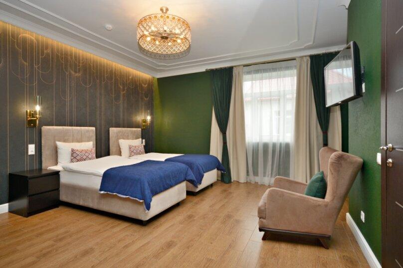 Стандартный улучшенный номер с двумя односпальными кроватями, Певческий переулок, 4, Москва - Фотография 3