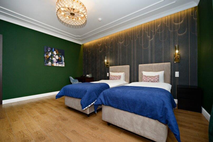 Стандартный улучшенный номер с двумя односпальными кроватями, Певческий переулок, 4, Москва - Фотография 4