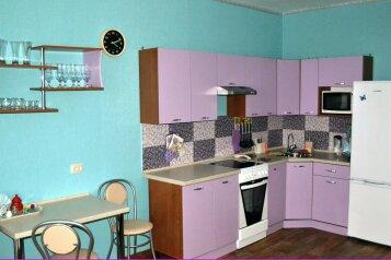 1-комн. квартира, 30 кв.м. на 2 человека, улица Университетская Набережная, 46, Челябинск - Фотография 1
