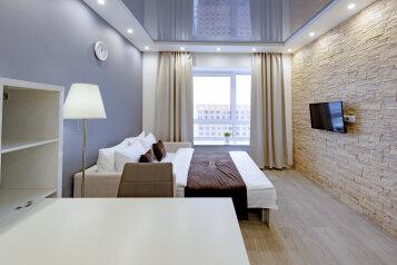 1-комн. квартира, 40 кв.м. на 2 человека, Варшавское шоссе, 141к2, Москва - Фотография 1