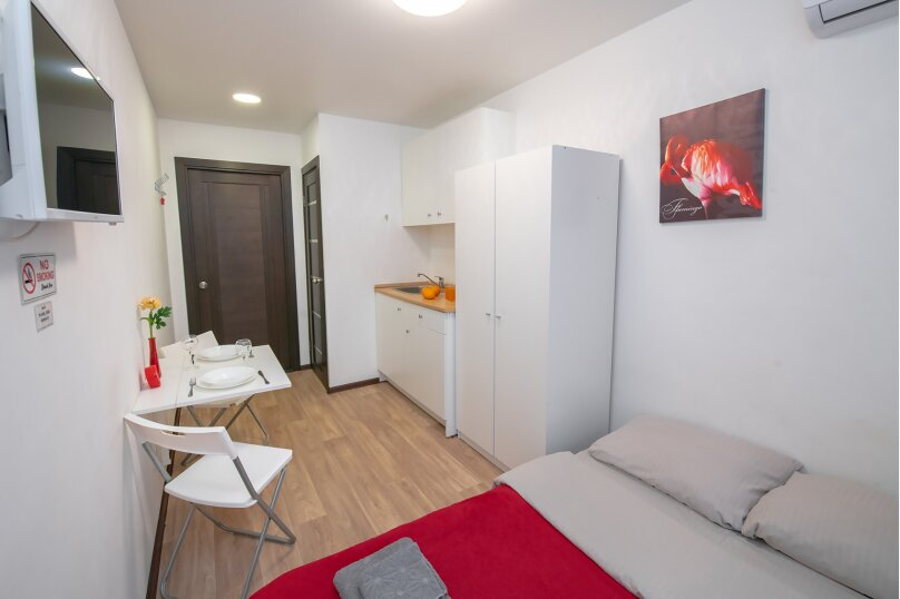 4-комн. квартира, 14 кв.м. на 2 человека, Луговая улица, 77, Владивосток - Фотография 4
