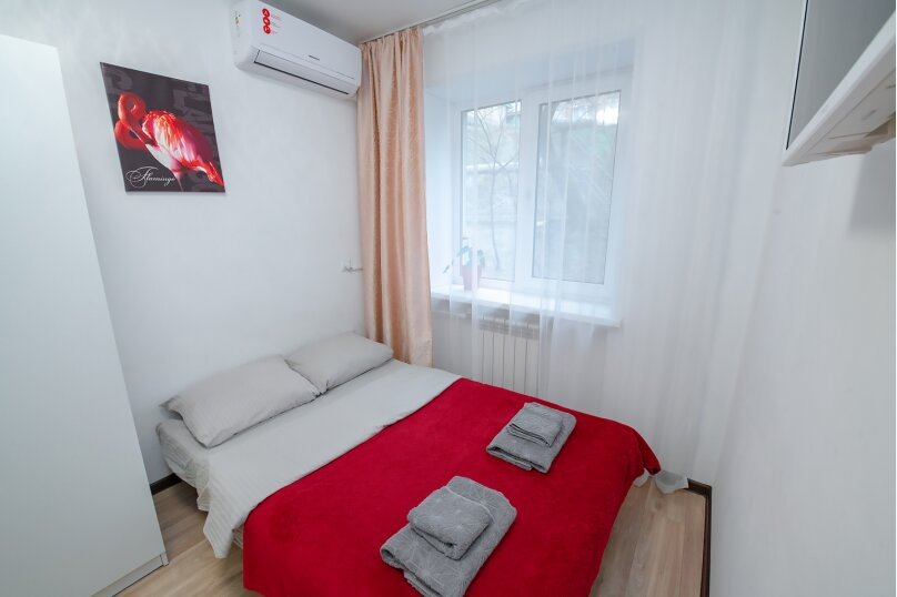 4-комн. квартира, 14 кв.м. на 2 человека, Луговая улица, 77, Владивосток - Фотография 11