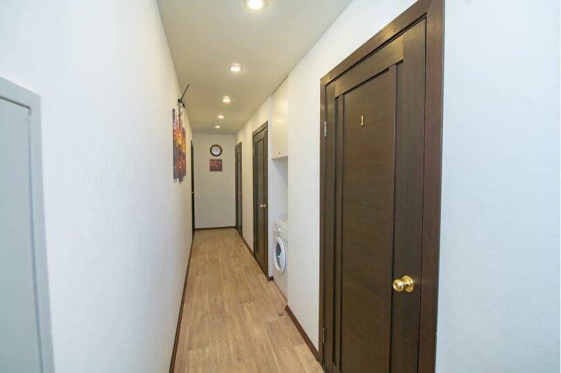 4-комн. квартира, 14 кв.м. на 2 человека, Луговая улица, 77, Владивосток - Фотография 18