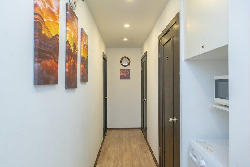 4-комн. квартира, 14 кв.м. на 2 человека, Луговая улица, 77, Владивосток - Фотография 19