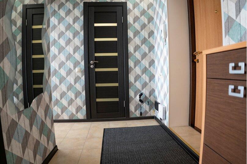 1-комн. квартира, 37 кв.м. на 4 человека, Амурская улица, 2, Тюмень - Фотография 25