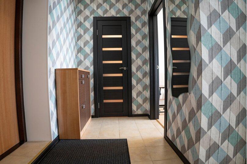 1-комн. квартира, 37 кв.м. на 4 человека, Амурская улица, 2, Тюмень - Фотография 27