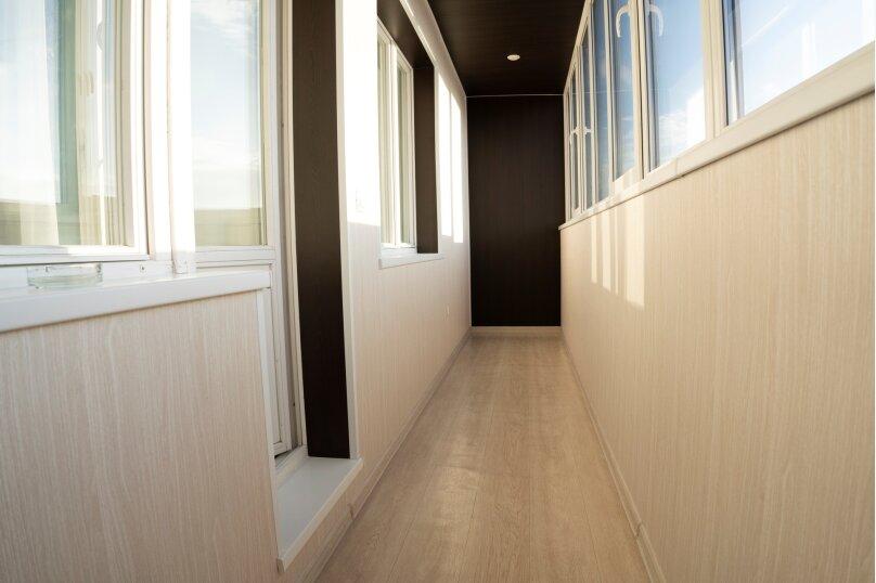 1-комн. квартира, 37 кв.м. на 4 человека, Амурская улица, 2, Тюмень - Фотография 30