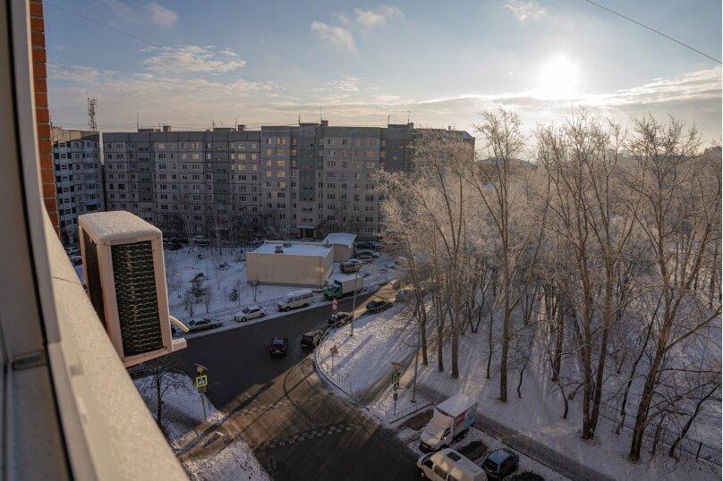 1-комн. квартира, 37 кв.м. на 4 человека, Амурская улица, 2, Тюмень - Фотография 32