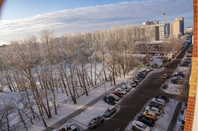1-комн. квартира, 37 кв.м. на 4 человека, Амурская улица, 2, Тюмень - Фотография 34